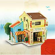 저렴한 -인형의 집 DIY 시뮬레이션 부모 - 자녀 상호 작용 가구 활기 없는 1 pcs 아동용 어른' 모두 장난감 선물