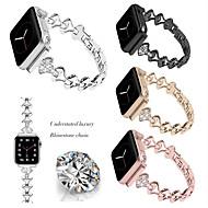 저렴한 -시계 밴드 용 화웨이 시계 GT / Samsung Galaxy Watch 46 / 화웨이 명예의 마법 Huawei 쥬얼리 디자인 스테인레스 스틸 손목 스트랩