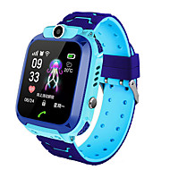 Q12 Kids Kids' Watches Smartwatch Android iOS 4G Sports Long Standby Hands-Free Calls Exercise Record Camera Timer Stopwatch Pedometer Call Reminder Sleep Tracker