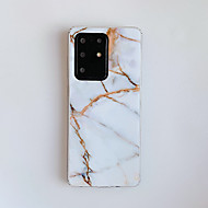 cheap -Case For Samsung Galaxy S7 S7 Edge S8 S8 Plus S9 S9 Plus Note 8 Note 9 S10 S10 Plus S10e S20 S20 Plus S20 Ultra Pattern Back Cover Marble TPU