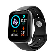 cheap -CW6 Men Women Smart Bracelet Smartwatch Android iOS Bluetooth Waterproof Heart Rate Monitor Blood Pressure Measurement Sports Calories Burned Pedometer Call Reminder Activity Tracker Sleep Tracker