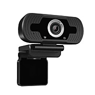 cheap -W8 HD 1080P Webcam Mini Computer PC WebCamera Anti-peeping Rotatable Camera for Live Broadcast Video Conference Work