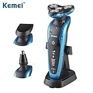 cheap -Kemei Electric Shavers for Men 200-240 V Water Resistant / Waterproof / Low Noise / Quick Charging