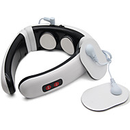 cheap -3D Head Electromagnetic Cervical Vertebra Household Portable Cervical Massage Instrument Multi-function Neck Massage Instrument