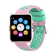 cheap -GO 26A Men Women Smartwatch Android iOS Bluetooth Waterproof Touch Screen GPS Heart Rate Monitor Blood Pressure Measurement Timer Stopwatch Pedometer Call Reminder Activity Tracker