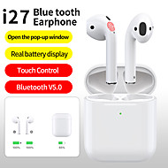 cheap -AA35 TWS Wireless Bluetooth Mini Earbuds With Charging Case Siri Call Sport HeadsetFor Smart Phone