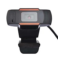 cheap -PC720-1 HD 720P Webcam Mini Computer Pc WebCamera Anti-peeping Rotatable Camera for Live Broadcast Video Conference Work