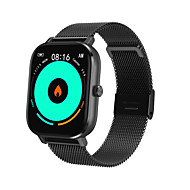cheap -DT35 Men Women Smartwatch Bluetooth Call Touch Screen Heart Rate Monitor Blood Pressure Measurement Sports Pedometer Call Reminder Sleep Tracker  Fitness Tracker for Android and IOS Smartphones