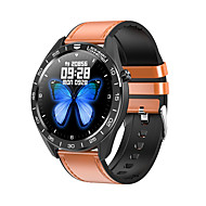 cheap -WB01 Men Women Smartwatch Android iOS Bluetooth Waterproof Touch Screen Heart Rate Monitor Blood Pressure Measurement Sports Timer Pedometer Call Reminder Sleep Tracker Sedentary Reminder