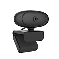 cheap -PC-C2 HD 1080P Webcam Mini Computer PC WebCamera Anti-peeping Rotatable Camera for Live Broadcast Video Conference Work