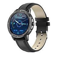 cheap -CF19 Men Women Smart Bracelet Smartwatch Android iOS Bluetooth Waterproof Touch Screen Heart Rate Monitor Blood Pressure Measurement Calories Burned Stopwatch Pedometer Call Reminder Sleep Tracker
