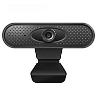cheap -W2 HD 1080P Webcam Mini Computer PC WebCamera Anti-peeping Rotatable Camera for Live Broadcast Video Conference Work