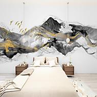 Недорогие -арт-деко пейзаж украшение дома современное покрытие стен дым холст материал клей требуются обои / росписи / настенная ткань покрытие для стен комнаты