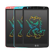 お買い得  -atx12 12インチ色のドローイングプレートの手書きは、液晶で書かれたバージョンの魔法を消して子供を引き付けることができます