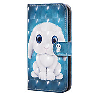cheap -Case For Samsung Galaxy Galaxy A70 A41 A51 A71 A81 A91 S10 S10E S10 Plus S20 S20 Plus S20 Ultra Card Holder Flip  Pattern Full Body Cases Animal PU Leather