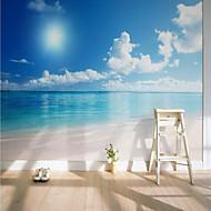 Недорогие -арт-деко на заказ самоклеющиеся настенные обои морской пейзаж подходит для спальни гостиная кафе ресторан отель украшение стен искусство