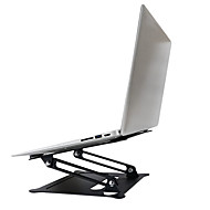 cheap -Laptop Stand Tablet Stand Adjustable Aluminum Laptop Computer Stands Ergonomic Foldable Portable Desktop Holder Compatible with MacBook Air Pro Dell XPS HP Lenovo