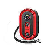 رخيصةأون -a01 12 فولت سيارة الإطارات نفخ مضخة 120 واط المحمولة السيارات ضاغط الهواء الميكانيكية عرض الإطارات نافخة لسيارة دراجة الكرة
