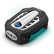 رخيصةأون -Yantu المحمولة مضخة ضاغط الهواء dc 12 فولت منفاخ الإطارات atuo سيارة مضخة الهواء مع العرض الرقمي و أدى ضوء لسيارة دراجة am03
