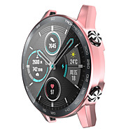 Недорогие -чехлы для huawei honor magic watch 2 46 мм tpu совместимость huawei