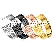 Недорогие -новый ультратонкий ремешок для apple watch 6 se 5/4 ремешок 44 мм 40 мм без зазоров дизайн бизнес-ремешки из нержавеющей стали iwatch 38 мм 42 мм тонкий браслет