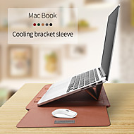 Combined Protection / Sleeves Solid Colored PU Leather for MacBook Air 13-inch / MacBook 12''