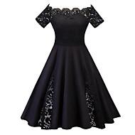 Белые и черные платья