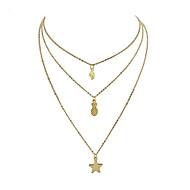 Модные ожерелья