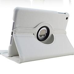 povoljno -Θήκη Za Apple iPad Mini 5 / iPad New Air (2019) / iPad Air Rotacija za 360° / sa stalkom / Automatsko gašenje / buđenje Korice Jednobojni Tvrdo PU koža / iPad 9.7 (2017)