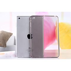 povoljno -Θήκη Za Apple iPad Mini 5 / iPad New Air (2019) / iPad Air Prozirno Stražnja maska Jednobojni Mekano TPU / iPad 9.7 (2017)