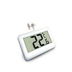 olcso -háztartási nagy pontosságú vízálló elektronikus digitális kijelző hűtő hőmérő fagy riasztás funkcióval