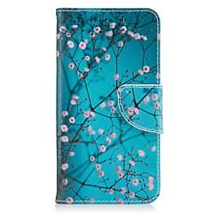 povoljno -Θήκη Za Samsung Galaxy J5 (2016) / J3 Prime / J3 (2016) Novčanik / Utor za kartice / sa stalkom Korice Cvijet Tvrdo PU koža