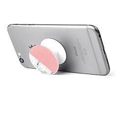 olcso -Asztal Univerzális / Mobiltelefon Szerelje fel a tartóállványt Állítható állvány / 360° forgás Univerzális / Mobiltelefon polikarbonát Tartó