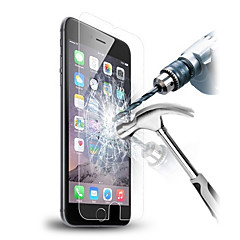 olcso -asling képernyővédő apple iphone 6s / iphone 6 temperált üveghez 1 db első képernyővédő nagyfelbontású (hd) / 9h keménység / 2.5d hajlított él / robbanásbiztos / ultra vékony