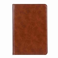 povoljno -Θήκη Za Apple iPad Mini 5 / iPad New Air (2019) / iPad Mini 3/2/1 Novčanik / Utor za kartice / sa stalkom Korice Jednobojni Tvrdo prava koža