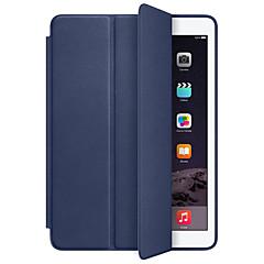 povoljno -Θήκη Za Apple iPad Air / iPad 4/3/2 / iPad Mini 3/2/1 Otporno na trešnju / Auto Sleep / Wake Up Korice Jednobojni Tvrdo PU koža / iPad Pro 10.5 / iPad 9.7 (2017)