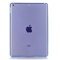 ieftine -Maska Pentru Apple iPad Air / iPad 4/3/2 / iPad Mini 3/2/1 Transparent Capac Spate Mată Moale TPU / iPad 9.7 (2017)
