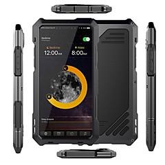 رخيصةأون -غطاء من أجل Apple iPhone XS / iPhone XR / iPhone XS Max الماء / التراب / والدليل على الصدمة غطاء كامل للجسم درع قاسي معدن