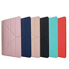 povoljno -Θήκη Za Apple iPad Mini 5 / iPad New Air (2019) / iPad Air Origami Jednobojni Tvrdo Silikon
