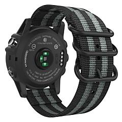 Недорогие -Ремешок для часов для Fenix 5x / Fenix 3 HR / Fenix 3 Garmin Спортивный ремешок Нейлон Повязка на запястье