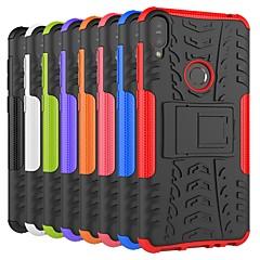 povoljno -Θήκη Za Asus Asus Zenfone Max Plus (M1) / ASUS ZenFone Max Pro ZB602KL / Asus ZenFone GO ZB551KL Otporno na trešnju / sa stalkom Stražnja maska Oklop Tvrdo PC