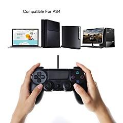 ieftine -controller ps4 controler cu mâna cu joystick cu fir cu mâner