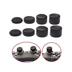 ieftine -8 bucă degetul mare clip anti-transpirație joc controler degetul mare grila pentru ps4 / xbox / xbox unul