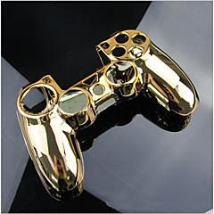 ieftine -set complet de buton de acoperire a butonului de buton și de înlocuire completă a setului de butoane pentru controlerul de ps4 caseta de protector pentru PS4