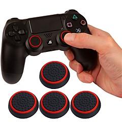 ieftine -Cel mai puternic jucator de control al degetelor pentru stick-uri Sony PS3 / Xbox 360 / Xbox unul, joc controler degetul mare mâner silicon 1 buc unit