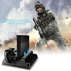 ieftine -LITBest Seturi de încărcătoare / Stand / Ventilatoare  Pentru PS4 / Sony PS4 / PS4 Slim . Seturi de încărcătoare / Stand / Ventilatoare  ABS 1 pcs unitate