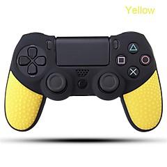 ieftine -playstation 4 controler caz non-alunecare silicon cu degetul mâner acopere joc controler case protector pentru ps4