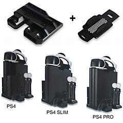ieftine -LITBest Seturi de încărcătoare Pentru PS4 / Sony PS4 / PS4 Slim . Seturi de încărcătoare ABS 1 pcs unitate