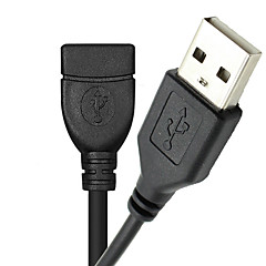 cheap -Mini USB Cable 1.0m(3Ft) Braided / High Speed ABS+PC USB Cable Adapter For Macbook / iPad