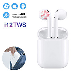 cheap -MINI i12 TWS True Wireless Earbuds Bluetooth 5.0 Earphone Touch Control Headphone 3D Surround Sound